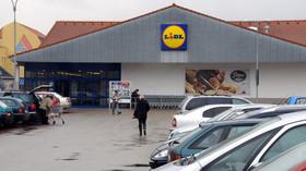 Supermarket Lidl, ilsutrační fotografie