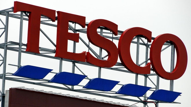 supermarket Tesco