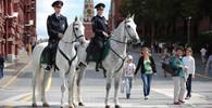 Ruská policie, ilustrační fotografie
