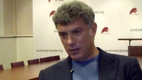 Boris Němcov, kritik prezidenta Putina
