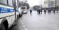 Ruští policisté zatkli ve vlaku Brita, vzal policistovi zbraň - anotační obrázek