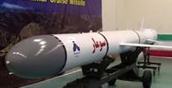 Íránská raketa Soumar - ilustrační foto
