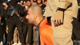 Islámský stát opět popravoval v Palmýře: Vojákům usekal hlavy, další postřílel - anotační foto