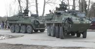 Přes ČR se vrací konvoj armády USA - anotační foto