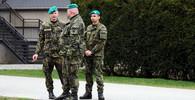 Vojáci AČR