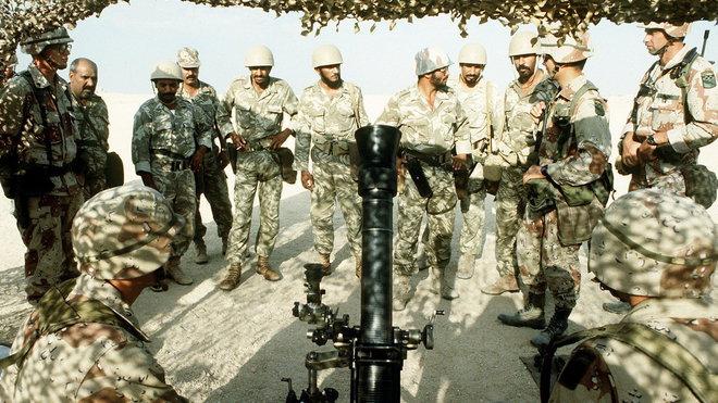 Národní garda Saudské Arábie