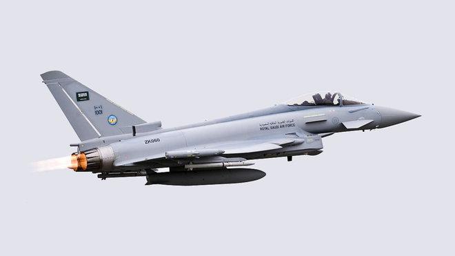 Eurofighter Royal Saudi Air Force
