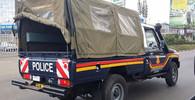 Keňská policie zasahovala proti stoupencům prezidenta a opozice, rozehnala je slzným plynem - anotační obrázek