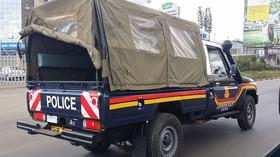 Keňská policie