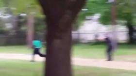 Policistu v USA natočili při zastřelení černocha. Hrozí mu doživotí