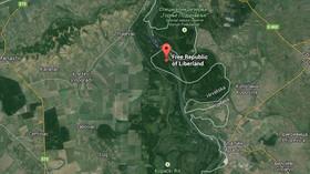 Google začal zobrazovat Liberland na mapě.
