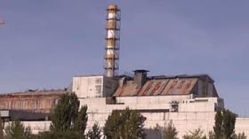 Požár u elektrárny Černobyl je uhašen, záhy se rozhořel další - anotační foto