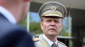 Náčelník generálního štábu Josef Bečvář