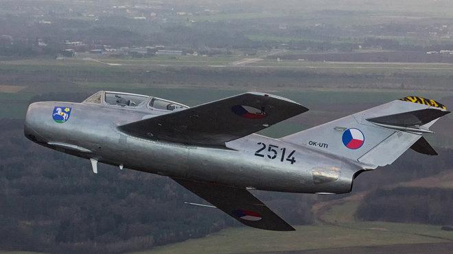 MiG 15 UTI