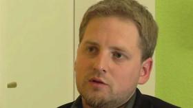 Zakladatel Liberlandu Vít Jedlička