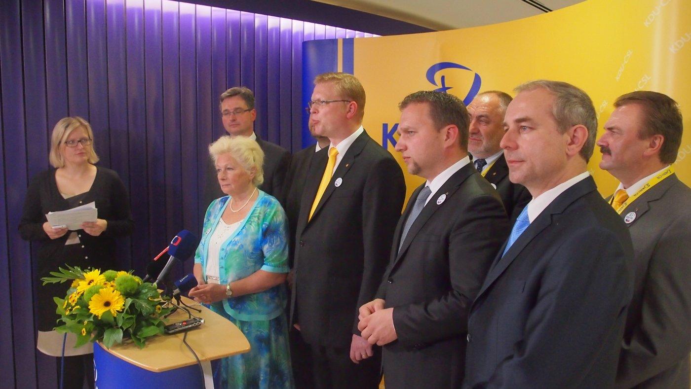 Sjezd KDU-ČSL 2015 Zlín
