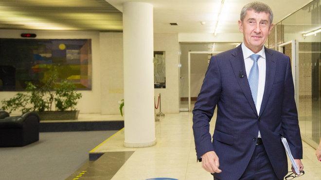 Andrej Babiš /ANO/, ministr financí jde do pořadu Máte slovo