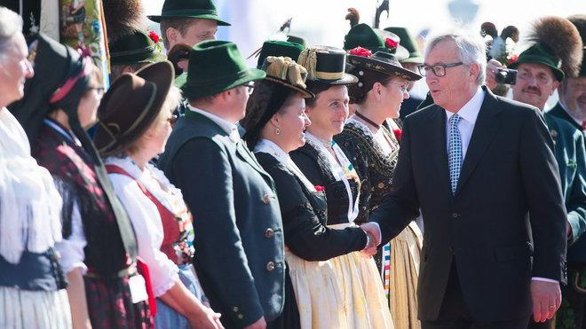 Summit G7 v Německu, Jean-Claude Juncker