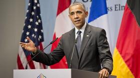 Summit G7 v Německu, Barack Obama