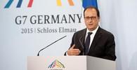 Summit G7 v Německu, François Hollande