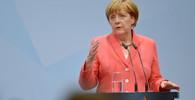 Sotva Merkelová překročila hranice ČR, bylo na ní podáno trestní oznámení, a ne jen tak ledajaké - anotační obrázek