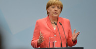 Summit G7 v Německu, Angela Merkelová