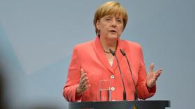 Co nás čeká? Merkelová má o budoucnosti EU jasno - anotační foto