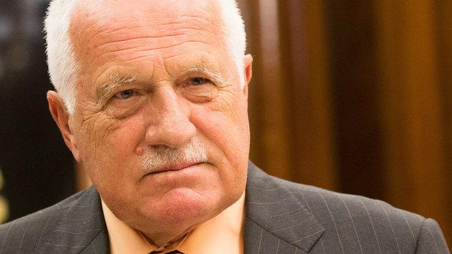 Václav Klaus, exprezident ČR