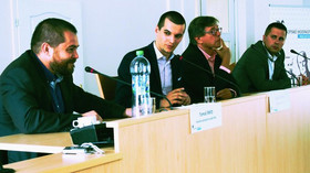 Brněnská debata Iniciativy pro evropské hodnoty