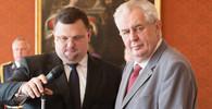 EU by měla zrušit sankce vůči Moskvě, žádá Zeman - anotační obrázek