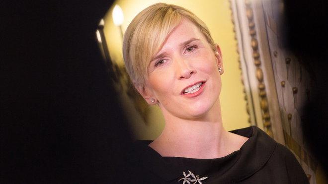 Kateřina Valachová, ministryně školství
