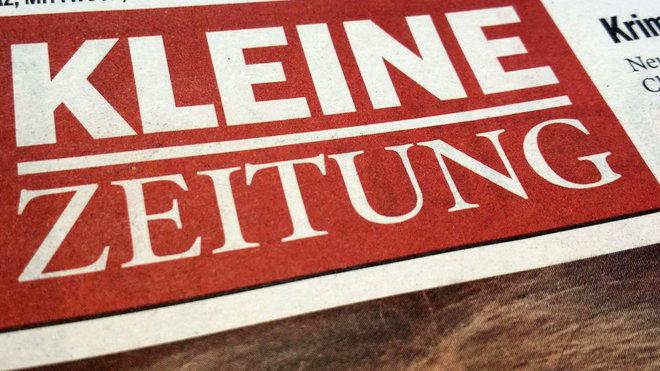 Kleine Zeitung, rakouský tisk
