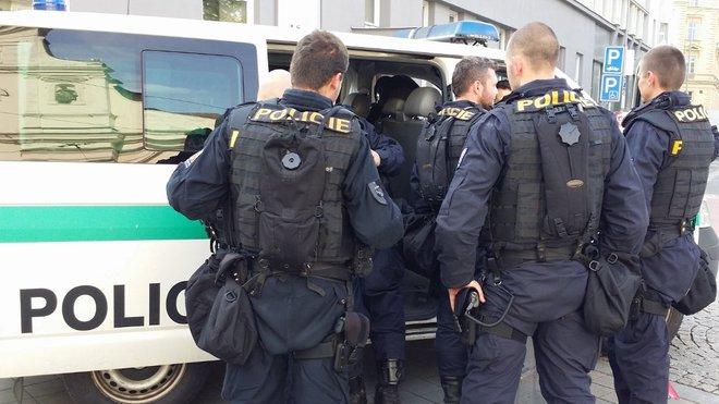 Policie ČR, ilustrační fotografie.