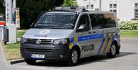 Na sjezdu KSČM zasahovala kvůli demonstrantům policie - anotační obrázek