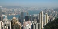 V Hongkongu se přiostřuje, policie zaznamenala výbuch bomby - anotační foto