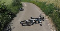 Šéf společnosti Virgin Richard Branson měl těžkou nehodu na kole - anotační obrázek