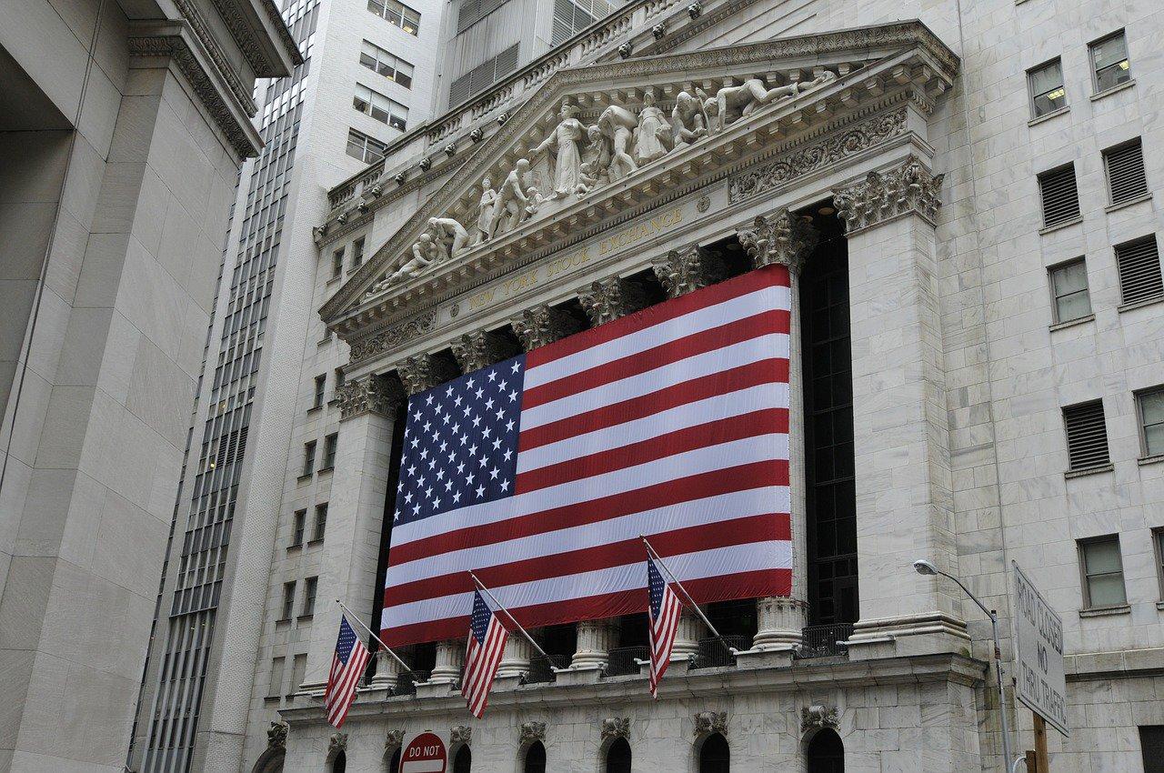 Burza NYSE v New Yorku