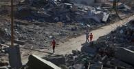 Izrael opět otevřel přechody s Gazou, Hamas se snaží omezit protesty - anotační obrázek