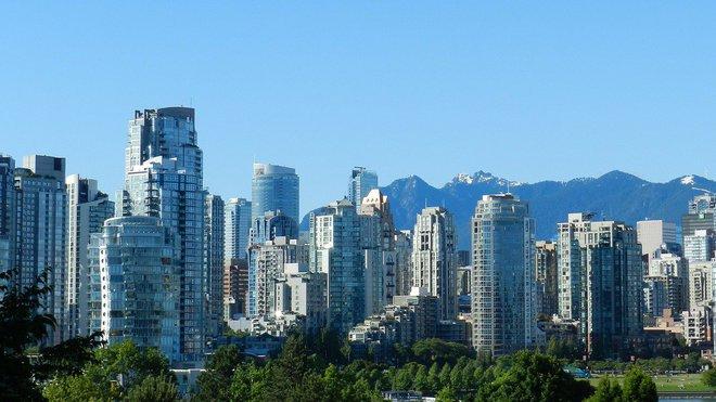 Kanada, Vancouver