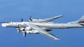 "Tupolev Tu-95 (v kódu NATO ""Bear"") , autor: RAF"