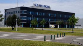 Hyundai, výrobní závod Nošovice.