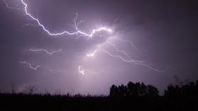 Počasí: Hrozí silné bouřky s přívalovými lijáky. Výstraha rozšířena - anotační foto