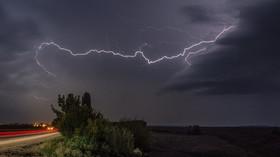 Silné bouřky udeřily v Česku, meteorologové zpřísnili výstrahu - anotační foto