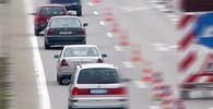Doprava v Evropě kolabuje. Kolony jsou téměř všude - anotační obrázek