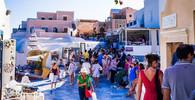 Řekové obviňují uprchllíky: Zruinovali nás, turisté nechtějí jezdit na Lesbos - anotační obrázek