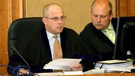 Soudce Robert Pacovský vynesl rozsudek nad Davidem Rathem