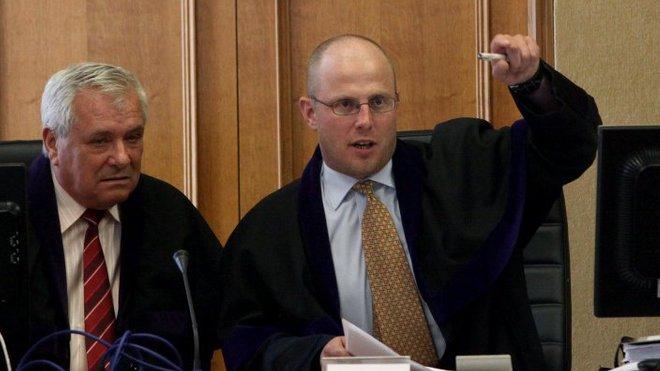 Soudce Robert Pacovský