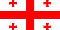 Gruzijská vlajka
