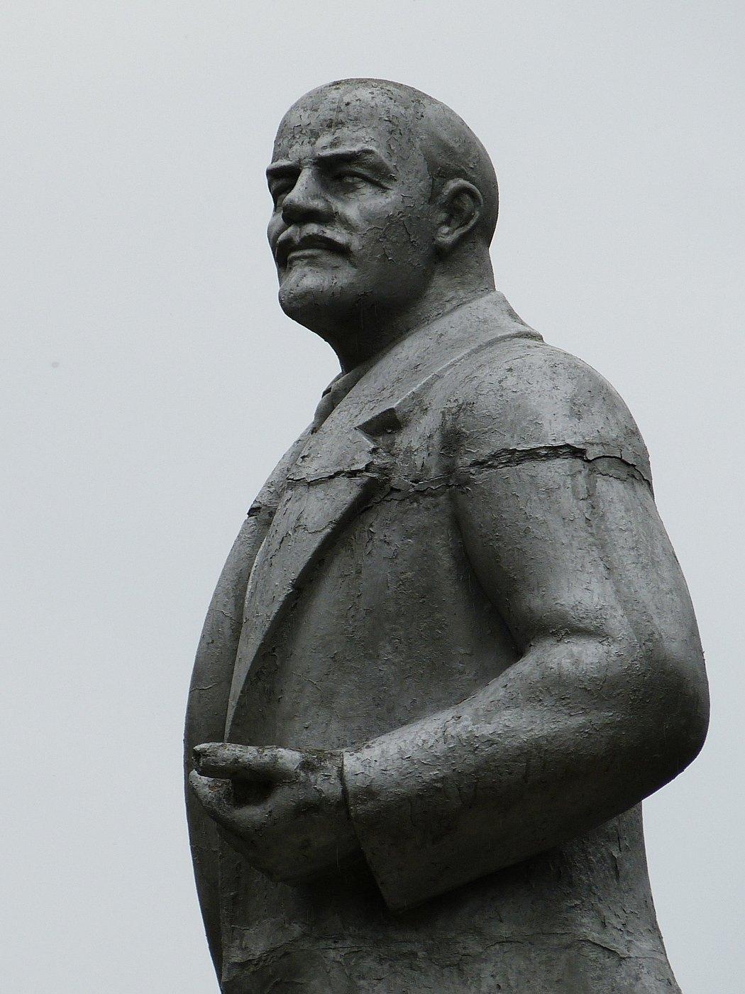 Socha V.I. Lenina