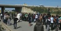 Za smrt řidiče u Calais čelí obvinění čtyři migranti, ostatní jsou nezletilí - anotační obrázek